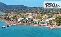 Лятна почивка на о.Корфу, Гърция през Юни и Юли! 5 нощувки на база All inclusive в Messonghi Beach Resort 3* на цена от 295лв, от Мисис Травъл