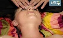 120-минутен SPA-MIX – китайски динамичен и точков масаж на лице, Hot Stone терапия и терапия с билкови торбички на цяло тяло + детоксикация от GreenHealth!