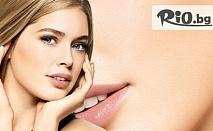Професионално почистване на лице и вежди с козметика TianDe + пилинг + подхранваща ампула + хидратираща маска само за 13.50лв, от Салон за красота Фрея