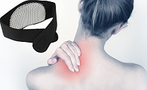 Турмалинова яка при болки в раменете и врата