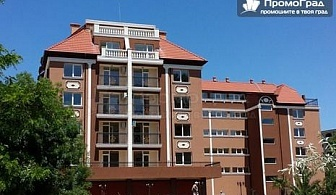 За абитуриентския бал в Слънчев бряг, хотел Бахами Резиденс. Нощувка в апартамент за четирима.
