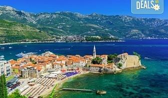 Адриатическа приказка през пролетта! 4 нощувки със закуски в хотел 3*, транспорт, посещение на Будва, Дубровник, Сараево, Мостар и още