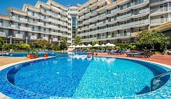 All Inclusive + басейн в Хотел Перла, Слънчев Бряг през Септември