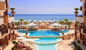 All Inclusive + басейн на първа линия през Юни в хотел Golden Ina, Слънчев Бряг