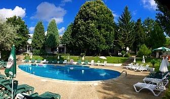 All Inclusive + басейн, шезлонг и чадър в Парк Хотел Здравец, к.к Чайка, Златни пясъци.