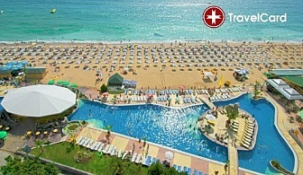 4* ALL Inclusive в хотел Морско Око Гардън, Златни Пясъци