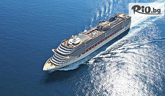 All Inclusive круиз до Санторини, Микoнос, Патмос, Крит и Кушадасъ на кораб Celestyal Olympia, от Океан Травел