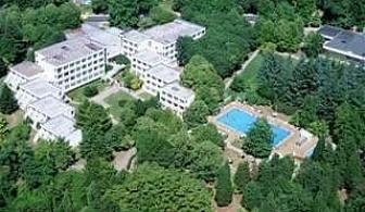 All inclusive настаняване в Хотел Панорама, Албена след 15.07 с 2 шезлонга и чадър на плажа