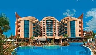 All Inclusive на първа линия през Септември и Октомври в хотел Fiesta M****, Слънчев Бряг