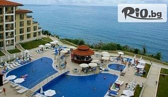 All inclusive почивка в Хотел Бяла Бийч Ризорт 4* + басейн, фитнес, анимация за деца и възрастни и мини голф