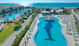 ALL INCLUSIVE ПОЧИВКА НА КОРФУ - ХОТЕЛ Aquis Sandy Beach Resort 4*! ПАКЕТИ НА ЧОВЕК!