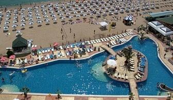 ALL Inclusive почивка на море в Златни пясъци с безплатни чадър и шезлонг на плажа - за една нощувка в хотел Морско око Гардън / 10.09.2017 - 19.09.2017