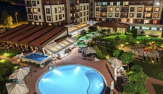 All inclusive почивка за Шести Септември - клуб хотел Мурите****Разлог + ползване на вътрешен и външен басейн, джакузи, сауна и парна баня!!!