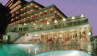 All Inclusive + СПА с ОТОПЛЯЕМ вътрешен басейн САМО за 38 лв. в хотел Плиска***, Златни Пясъци
