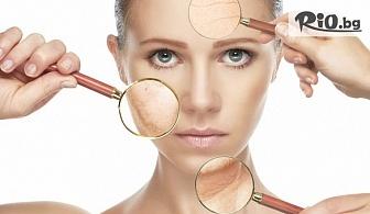 Anti-Age масаж на лице, Хидратираща и подмладяваща терапия или Почистване, от Масажист Видка Нейчева