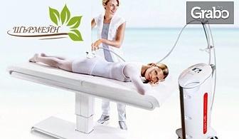 Антицелулитен масаж с LPG Lipo M6 на цяло тяло