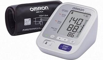 Апарат за кръвно налягане OMRON M3 Comfort