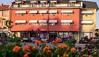 АПРИЛЦИ, хотел ПАР АВИОН: 2 нощувки със закуски и 1 ВЕЧЕРЯ на цена от 125 лв. за ДВАМА