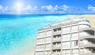 Август в Несебър. Нощувка в хотел Стела на 100м от Южния плаж