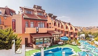 21 - 31 Август в Созопол! Нощувка на човек със закуска + басейн в хотел Аполис***. Дете до 12г. - безплатно