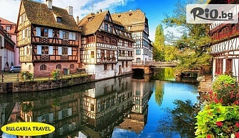 Автобусна екскурзия до Париж през Швейцария с посещение на Будапеща, Прага, Страсбург, Женевското езеро и Милано! 7 нощувки и закуски в хотели 2/3* + водач, от Bulgaria Travel