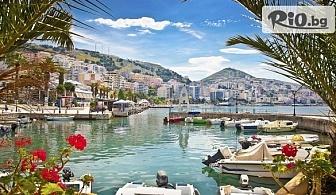 Автобусна екскурзия до тропическия рай на Албания - Саранда и Ксамил! 5 нощувки, закуски и вечери + възможност за посещение на о-в Корфу, от Danna Holidays
