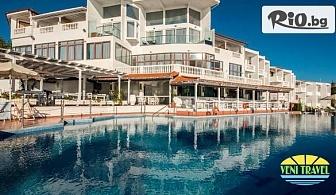 Автобусна екскурзия до Уранополи, Атон и о-в Амулиани! 3 нощувки със закуски и вечери в Akti Ouranoupoli Beach Resort 4* + туристическа програма с гид, от Вени Травел