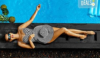 Бъдете готови за лятото! Извайте фигурата си с 10 процедури с целутрон на зона по избор само от салон Румяна Дермал!