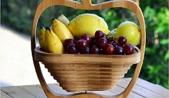 Бамбукова поставка за плодове - фруктиера