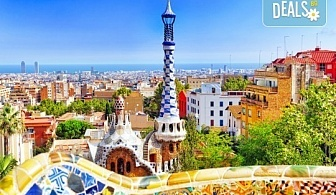 Барселона, Милано и перлите на Френската ривиера през октомври! Самолетни билети, 5 нощувки със закуски, водач и туристически обиколки в Милано, Кан и Сен Тропе!