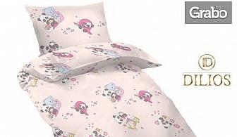 Бебешки спален комплект от 100% памук, в десен по избор
