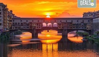 Bella Italia! Екскурзия до Флоренция, Пиза, Болоня и Венеция през октомври! 2 нощувки със закуски, транспорт и екскурзовод!