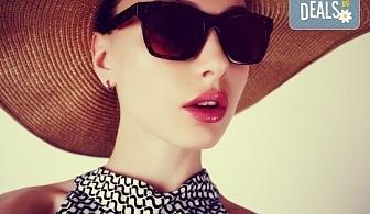 Безиглено влагане на хиалуронова киселина за попълване на бръчки или уголемяване на устни в Anima Beauty&Relax!