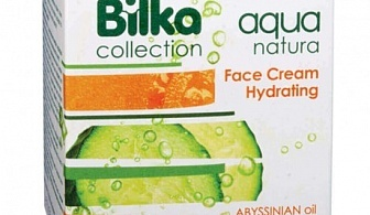 Bilka Collection Aqua Natura Face Cream Hydrating