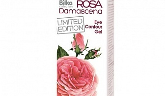 Bilka Collection Rosa Damascena Anti-Age Eye Contour Gel