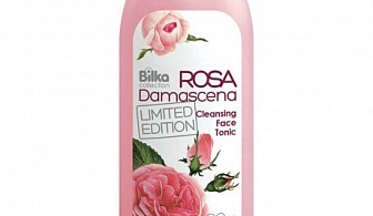Bilka Collection Rosa Damascena Cleansing Face Tonic
