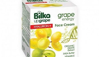 Bilka Grape Energy Hyaluron + Face Cream