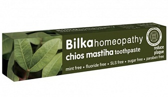 Bilka Homeopathy паста за зъби Chios Mastiha Reduce Plaque