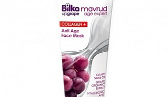 Bilka UpGrape Mavrud Age Expert Collagen+ Anti Age Face Masк