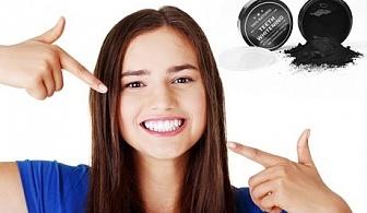 Блестяща усмивка с кокосов прах за избелване на зъби Teeth Whitening от Shillsbg