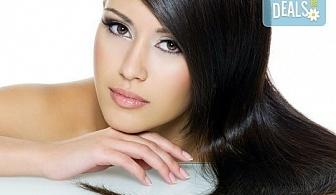 За блестяща и жива коса! Кератинова терапия за коса на Hipertin-Pure Keratin от Дерматокозметични центрове Енигма!