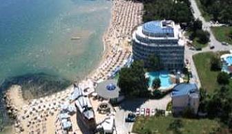 Бонус нощувки до морския бряг, 5 дни All inclusive през септември с вътрешен басейн в Сириус Бийч, Св. Константин