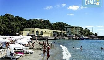 На брега на морето в Китен, Хотел Марина 3*!1 нощувка със закуска, собствен плаж, безплатни шезлонги и чадъри, безплатно за дете до 3.99 г., с възможност за изхранване All inclusive Light