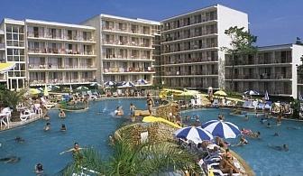 Цена на човек за All inclusive с безплатен аквапарк до 01.07 в Албена от Хотел Вита Парк