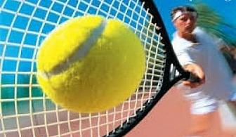 1 час тенис на корт за двама само 9 лв. в спортен комплекс Амик Спорт в района на БАН