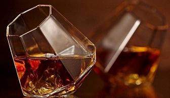 Чаша за уиски - диамант