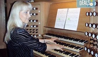 """Чешка органова музика от Барока до наши дни, на 31 октомври от 19ч. в Зала """"България"""", билет за един"""