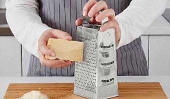 Четиристранно кухненско ренде INOX