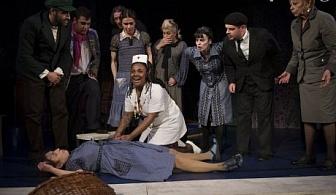 """""""Човекоядката"""" на 26 Март 19:00 часа в Малък градски театър Зад Канала"""