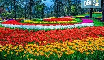 За Цветница се потопете в магията на Фестивала на лалето в Истанбул! 2 нощувки със закуски в хотел 3*, транспорт и програма